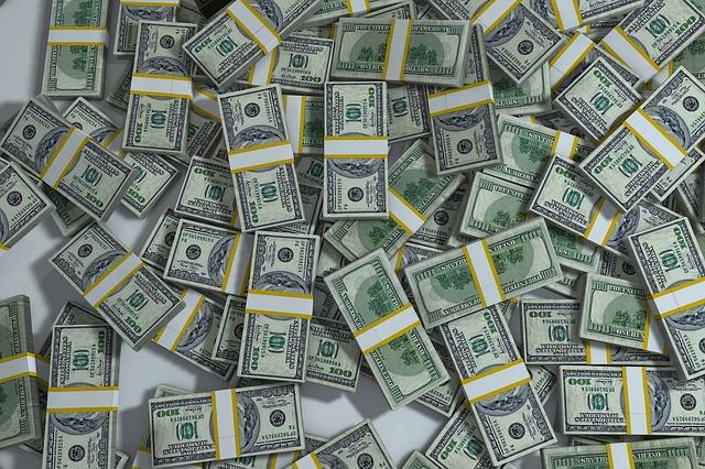 balené peníze
